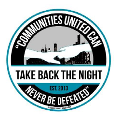 2013 Take Back the Night Logo